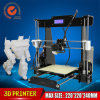 High Resolution Digital 3D Printer with 220X220X240mm Printing Large Format