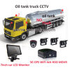 4-CH Full D1 H. 264 Vehicle/Mobile DVR with Safe Lock Support HDD 1t &SD Card to 128g Max