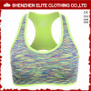 Wholesale Custom Band Spandex Sports Bra Yoga