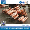 Forged Copper Alloy Products with High Conductivity