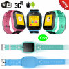 3G Kids GPS Tracker Watch with GPS+Lbs+Agps+WiFi Y20