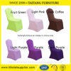 Hotel Foshan Colorful Wedding Chair Cover