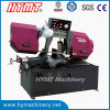GW4028 type horizontal band saw machine