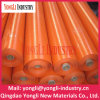 Reinforced Heat Seal Orange Waterproof PE Laminated Tarpaulin