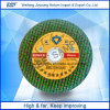 4 Inch Abrasive Thin Cutting Disc for Metal Stainless Steel