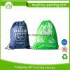 Custom Print Shopping Drawstring Non Woven Promotion Bag