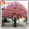 Outdoor Fake Artificial Pink Cherry Blossom Tree