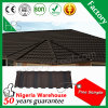 Building Material Bent Roof Sheet Stone Coated Metal Roof Tile 50 Years Warranty