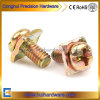 High Quality Combination Screw Sems Screw with Square Washer