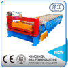Automatic Color Steel Corrugated Roofing Sheet Roll Forming Machine