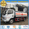 Dongfeng 4X2 Gasoline Tank Truck 800 to 1000 Gallons Fuel Truck