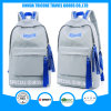 2016 Popular New Design Grey Student Backpack Large Space
