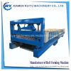 Corrugated Metal Sheet Roof Panel Making Roll Forming Machine