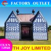 Giant Inflatable Pub, Portable Inflatable Pub Tent, Blue Irish Bar Inn, Cheap Leisure Party House, Party Tent