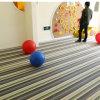Antibacterial Waterproof Luxary PVC Woven Vinyl Carpets Rolls