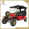 Ce Certification Mini 4 Passenger Vintage Electric Golf Cart