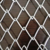 Chain Link Security Fence for Protecting