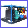 Professional Sewer and Drain Pipe Washing High Pressure Cleaning Equipment