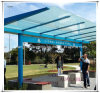 Outdoor Media Shelters, Waiting Shelters, Bus Stop Shelters for Sale