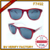F7492 Bold Neon Color Sunglasses with Free Sample (F7492)