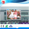 Outdoor Full Color LED Screen with Waterproof and Simple Cabinet P10 Module