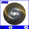 Tin Coated HSS Circular Saw Blade for Cutting Stainless Steel