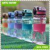350ml Hot Sale Plastic Sports Water Bottle with Cap Lock