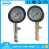 40mm Copper and Chromeplated Best Tire Pressure Gauge Manufacturer