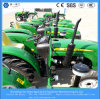 Chinese Agricultural Equipment 55HP 4WD Wheel Farm Agricultural Tractors