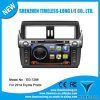 Car Audio for Toyota Prado 2014 with GPS Bt Radio iPod 3G (TID-7289)