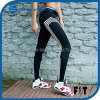 Typical Stripe Printed Women Training Sport Pants Comfortable Shape Slim Girl Tights