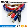 1-Meter-Long Mobile Phone Accessories Charger/Sync USB Cable for iPhone