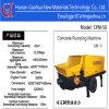 Newest Construction Machine Concrete Pump Diesel Engine