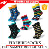 Wholesale Combed Cotton Business Socks Custom