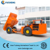 New Diesel mining hydraulic Underground dumper with water cooling engine