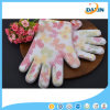Colorful Flower Cotton Heart Pattern Heat Resistant Silicone Glove