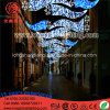 120W LED Outdoor Across Street Christmas Commercial Light