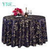 Home Textile Product Wedding Tablecloths Pictures Round Table Cloth