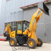 Mini Backhoe Timber Loader EPA Approved 1 Ton 4 Ton
