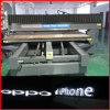 Acrylic CNC Machine 9kw Air Cooling Spindle Vr48