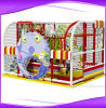 Indoor Playground Equipment with Trampoline Bd-E421A