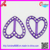 Belt Buckle with Diamond, Fashion Dress Buckle (XDJZ-136)