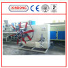 Single Station Coiler Single Disk Winder Plastic Pipe