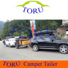 Toru Outdoor Sports Hard Floor Camper Trailer for Camping