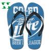 PVC Strap PE Rubber Beach Slippers