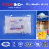 China Dl Malic Acid / Dl-Malic Acid 99. %~100.5% Supplier