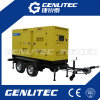 Double Axles Trailer Mounted Cummins Generator Set (120-250KW)