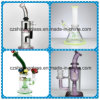 Beautiful Design Shining Made Glass Smoking Water Pipe