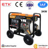 Diesel Generator with Air-Cooled Engine (3KW)
