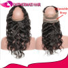 Wholesale 360 Lace Frontal Closure Brazilian Body Wave Closure Baby Hair